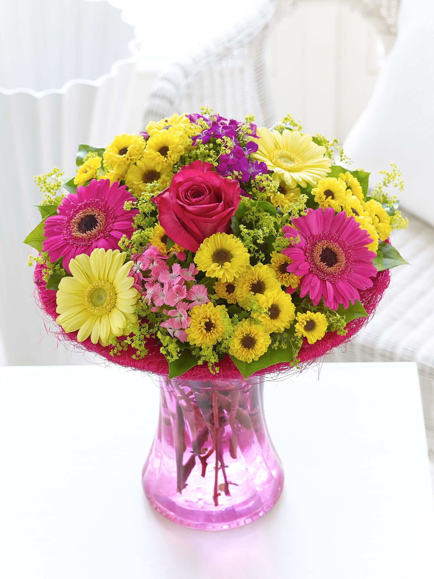 Vibrant Summer Perfect Gift Interflora Pinterest