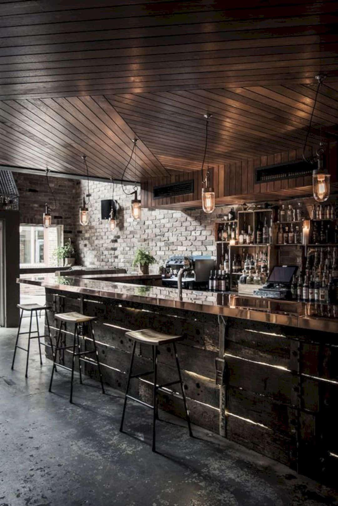 15 Amazing Bar Interior Design Ideas Bar Interior Design Bar Interior Industrial Loft Design