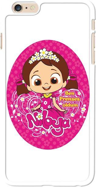 Niloya - Prenses - Kendin Tasarla - iPhone 6 Kılıfı