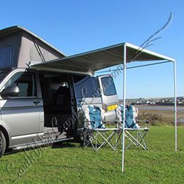 VW Awnings Are Great If Touring From Site To Site Because They Are Very  Easy And Quick To Roll Out, Giving You An Instant Sun Or Rain Shade.
