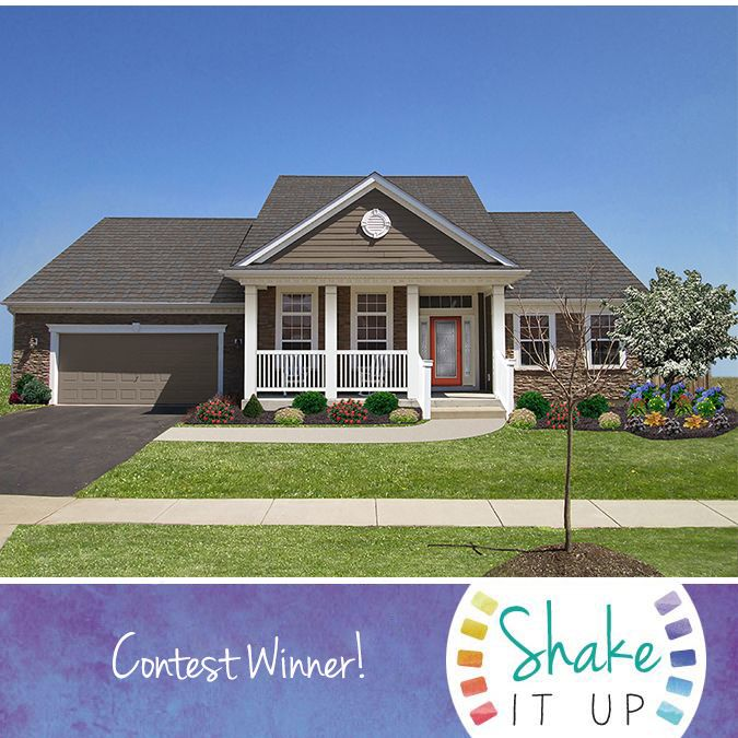 Best Pin By Davinci Roofscapes On Crazy About Color Exterior 400 x 300