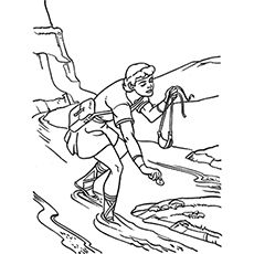 Top 25 'David and Goliath' Coloring Pages For Your Little