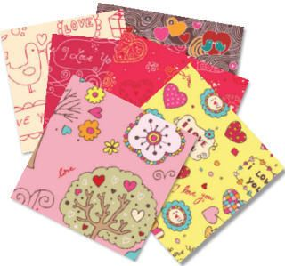 Free Printable Scrapbook Paper Designs For Albums Kids Crafts Gift Boxes And Bags