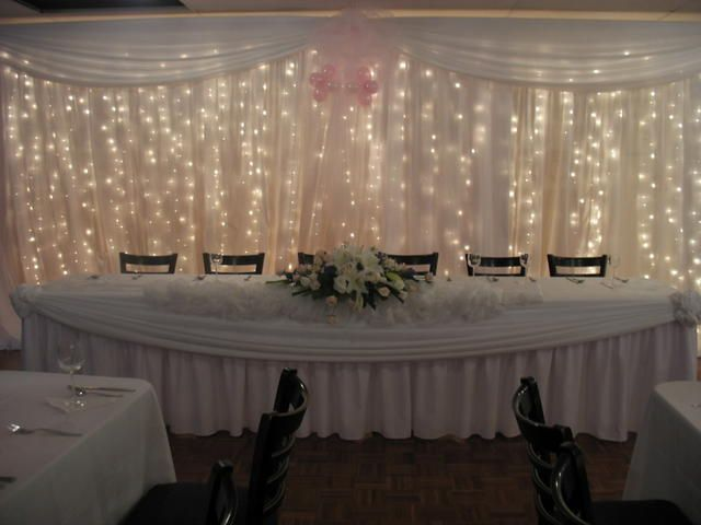 Curtain Lights For Weddings Bing Images Wedding Lights White