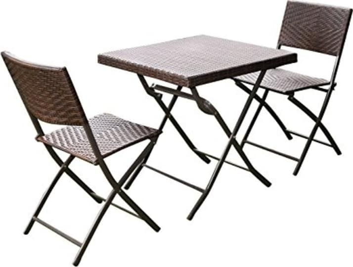 Top 10 Outdoor Bistro Sets of 2017 | Video Review