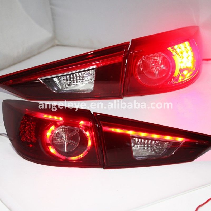2014 to 2015 year for MAZDA 3 for Axela LED Tail Lamp Rear Lights ...