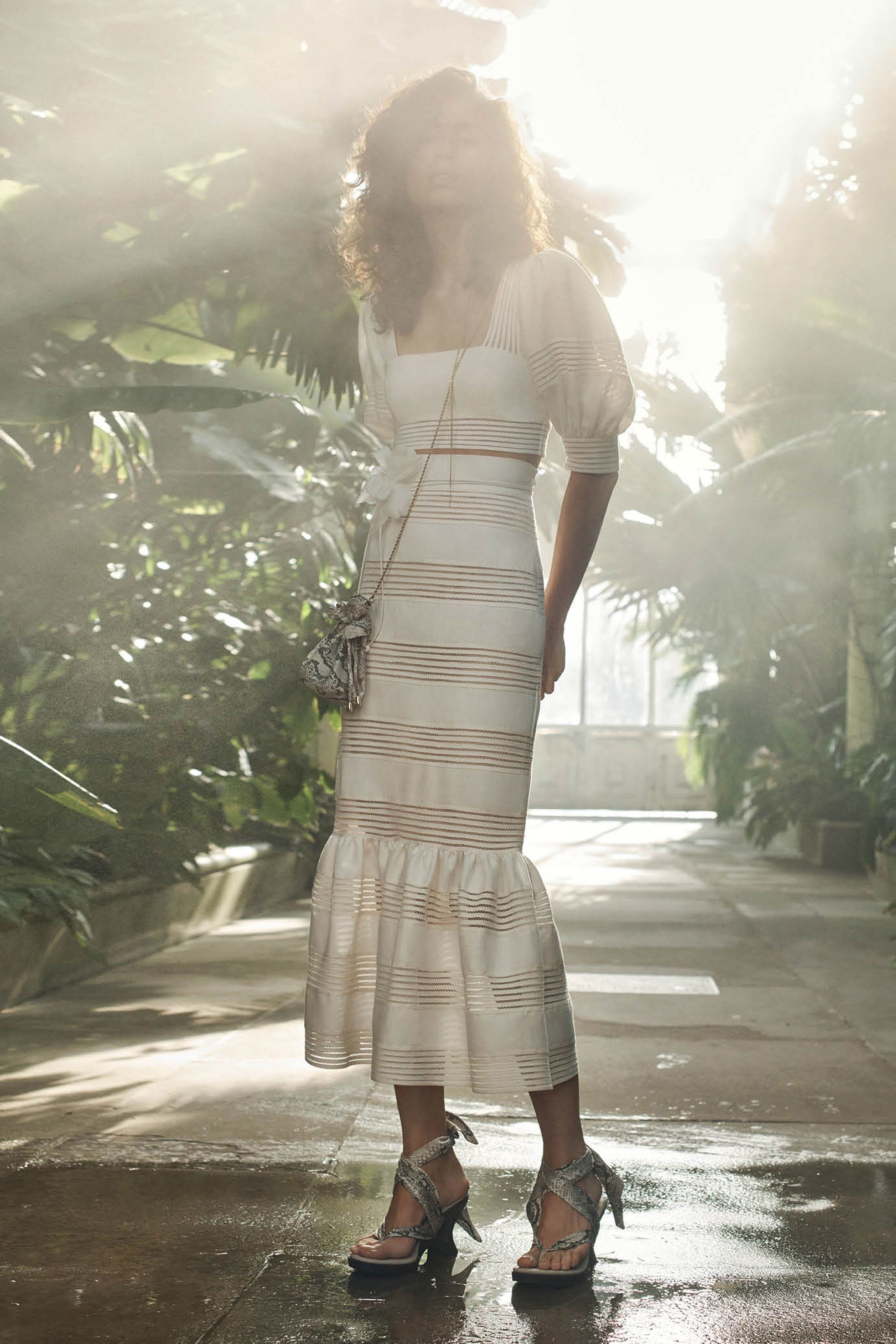 Zimmermann resort fashion show resorts collection and designers