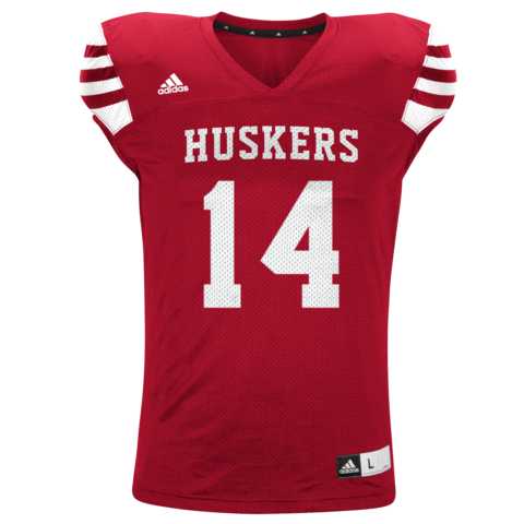40e93ea17 adidas Climalite Audible Adult Football Jersey. Find this Pin and more on Customizable  Football Uniforms by League Outfitters.