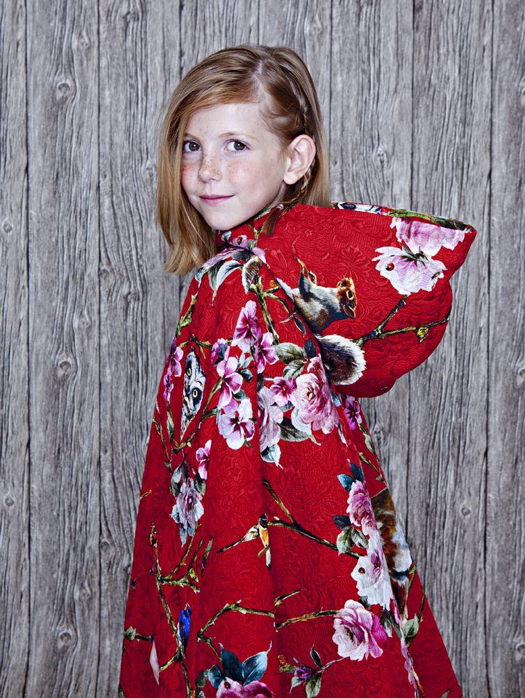 """A """"Heidi"""" story for l'Officiel Enfants"""
