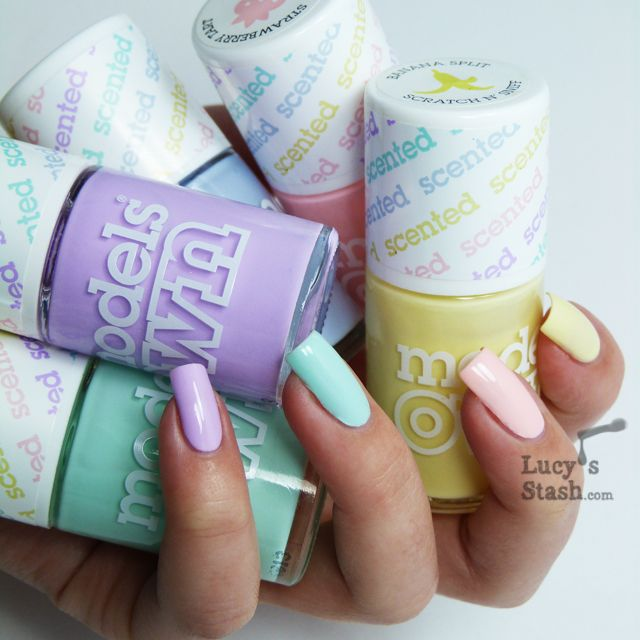 Models Own Fruit Pastel Collection