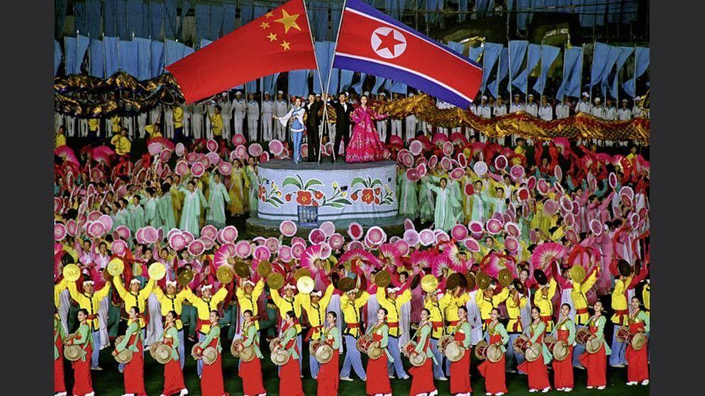 Julia Leeb North Korea Br De Nordkorea Reisen Bilder