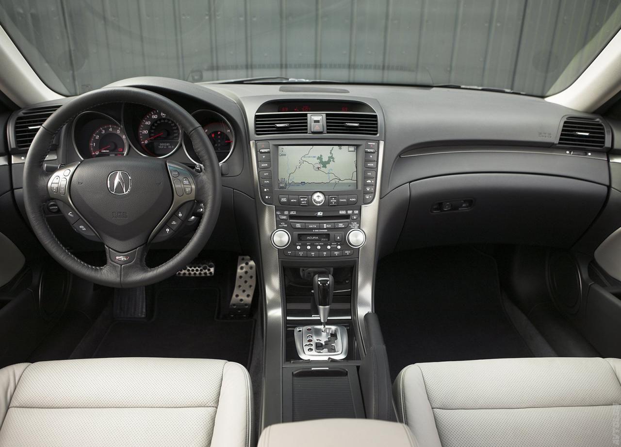 Nice 2007 Acura TL Type S