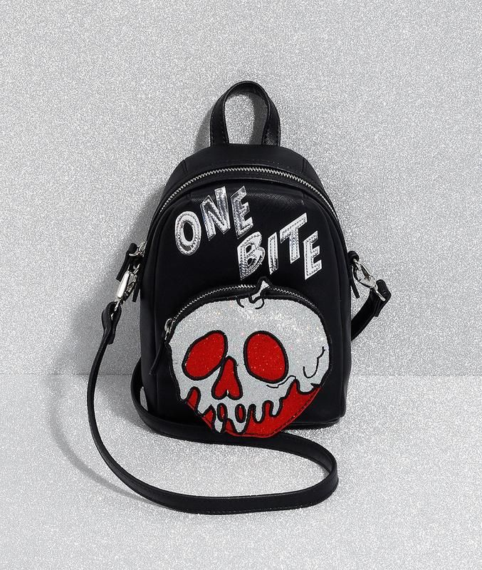 d729808c97a Snow White Poison Apple One Bite Crossbody purse for Disney by Danielle  Nicole