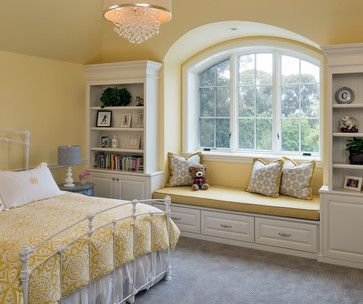 Photo of French Country Custom Home – traditional – Kids – Brownhouse Design, Los Altos, …