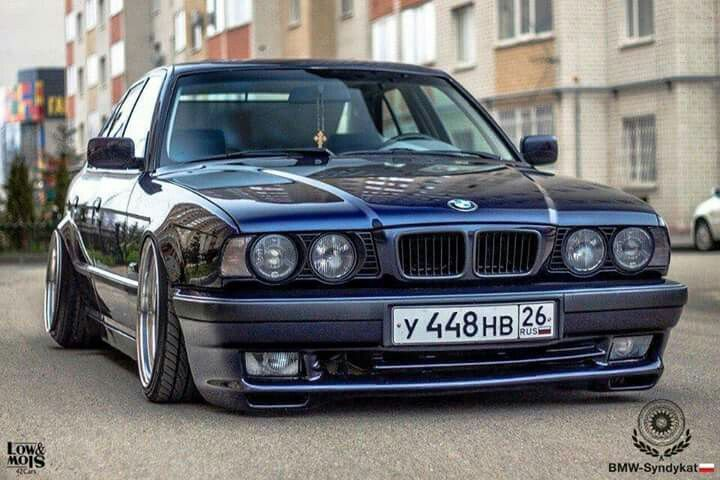 E34 Stance With Images Bmw Bmw E34 Bmw 525