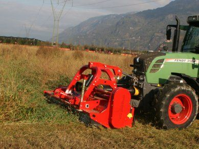 SEPPI M  | Agricultural, forestry and industrial mulcher and