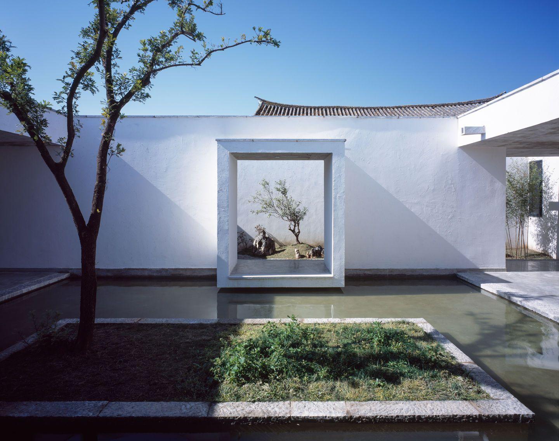 enmarcando mi patio vecino, seco / húmedo | Arquitectura | Pinterest ...