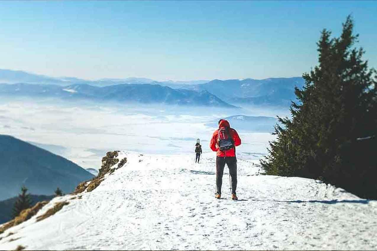 Andar in montagna con i ramponcini - Escursioni, Montagna..
