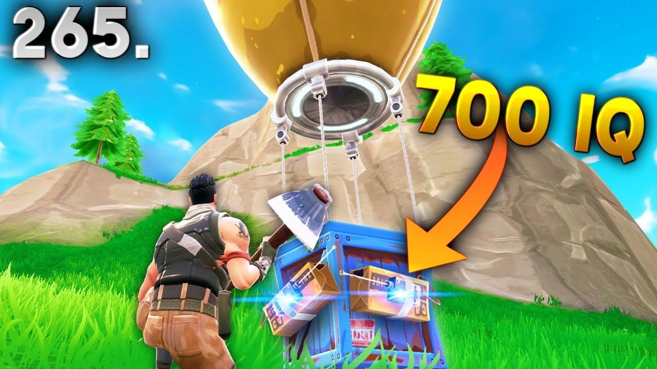 700 Iq C4 Trick Fortnite Daily Best Moments Ep 265 Fortnite