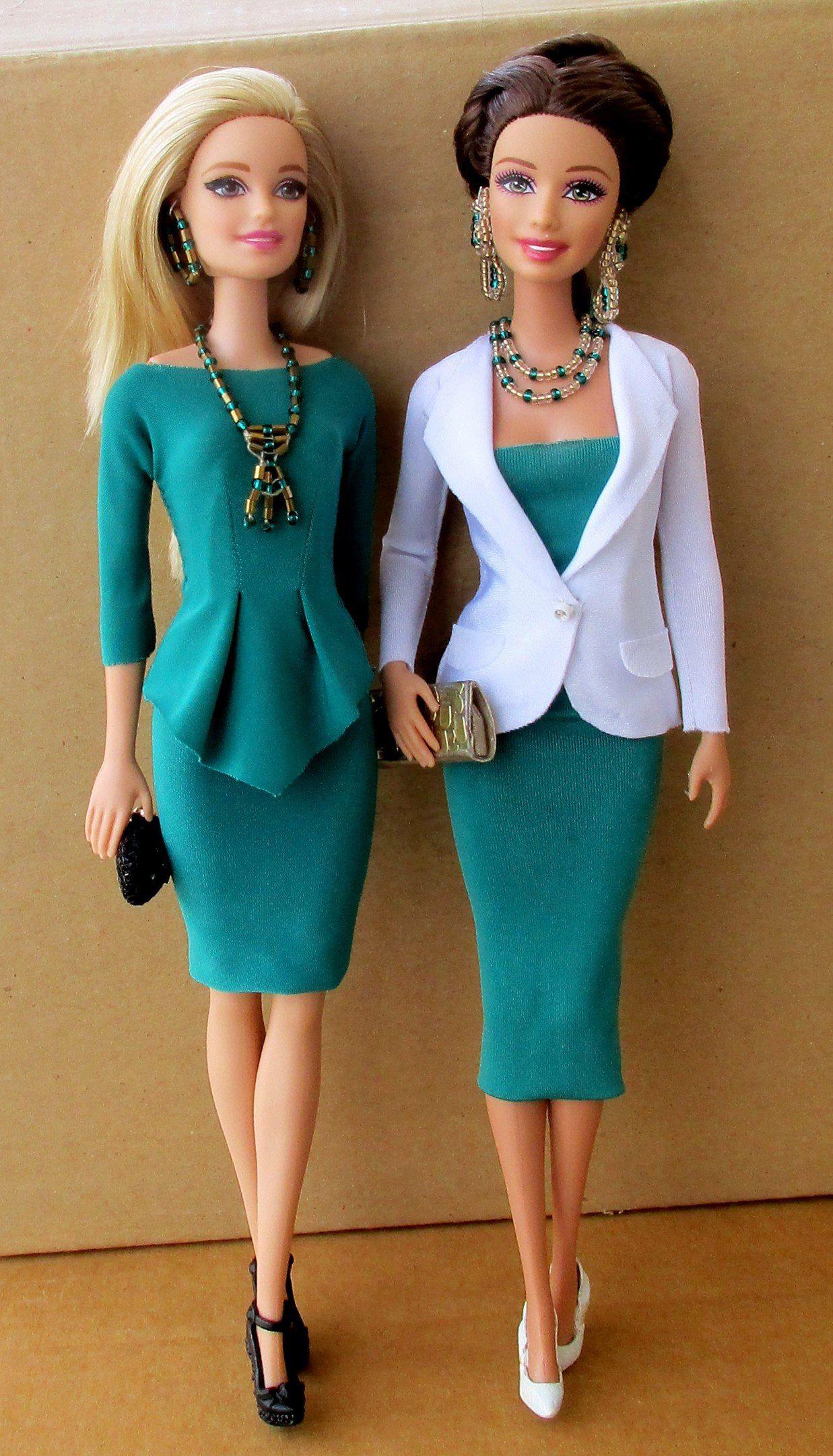 Pin de Vivian Myers en Barbie | Pinterest | Barbie, Muñecas y Traje