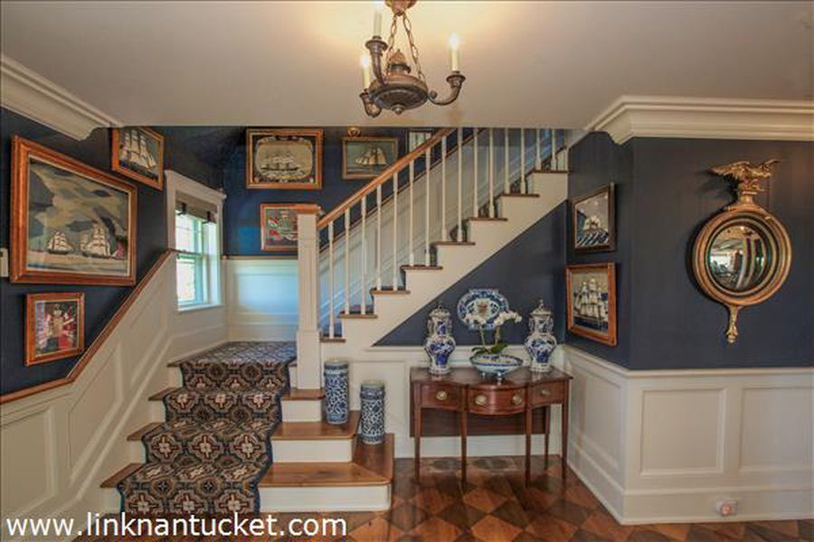 A 19th Century Nantucket Home For Sale The Glam Pad Nantucket Home Home Decor House Interior