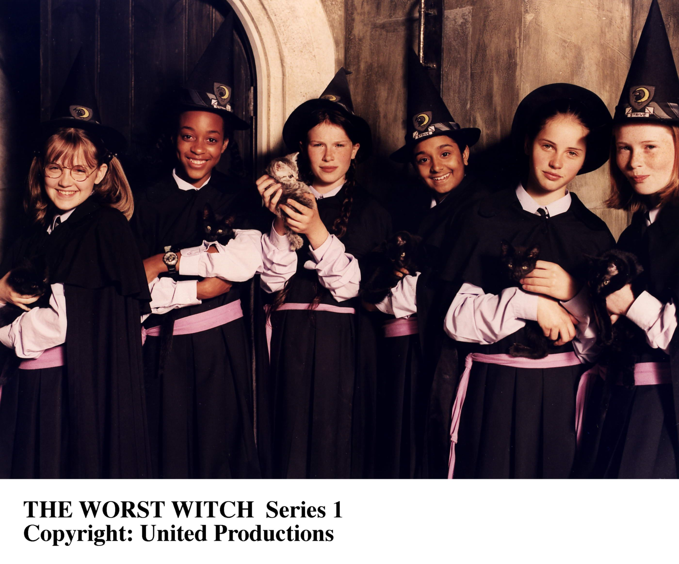 the worst witch loved the books and the show ethel hallow was my - Halloween Movies About Witches