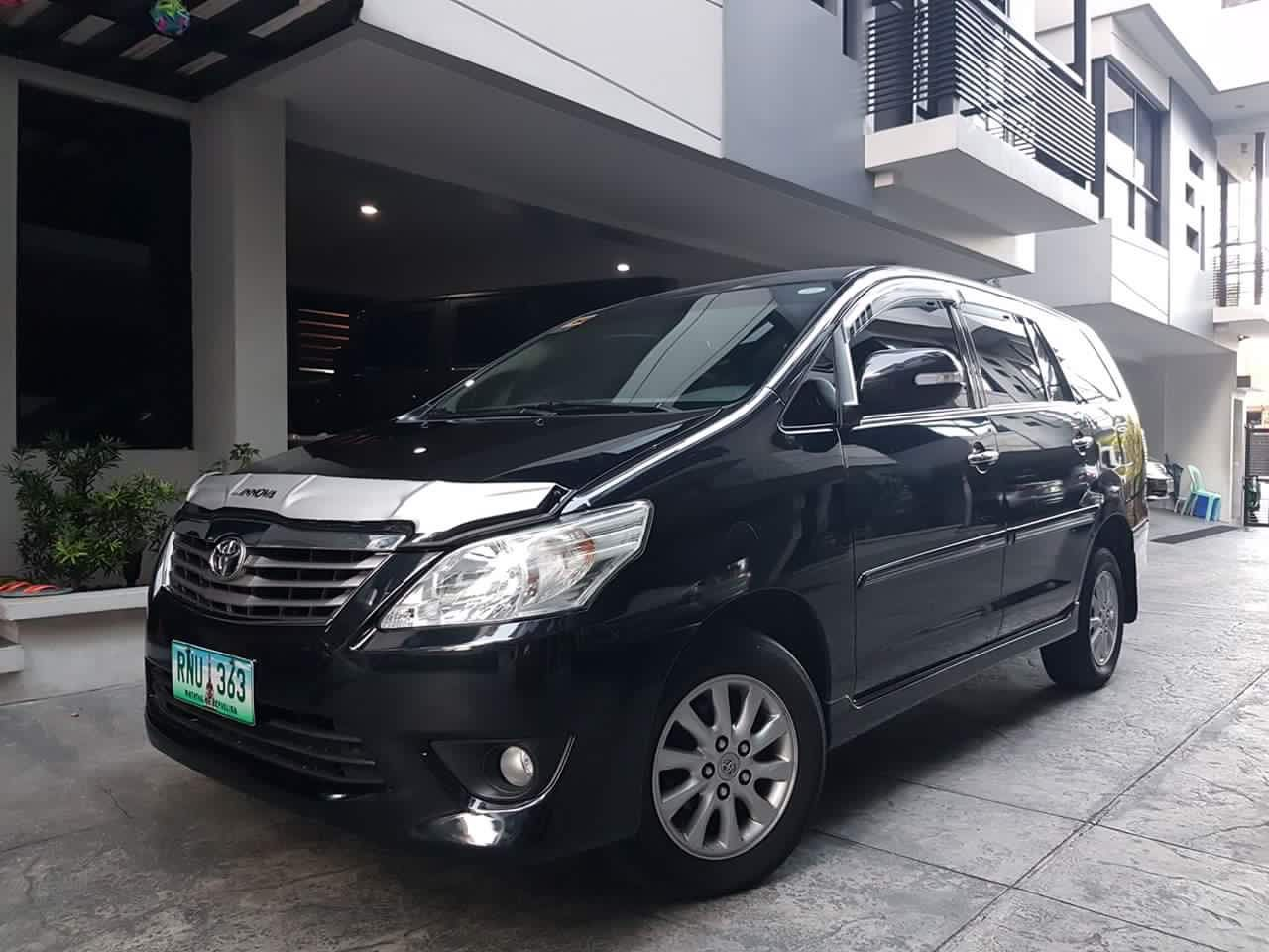 carsforsale pre-owned 2014 toyota innova g buy now at auto trade