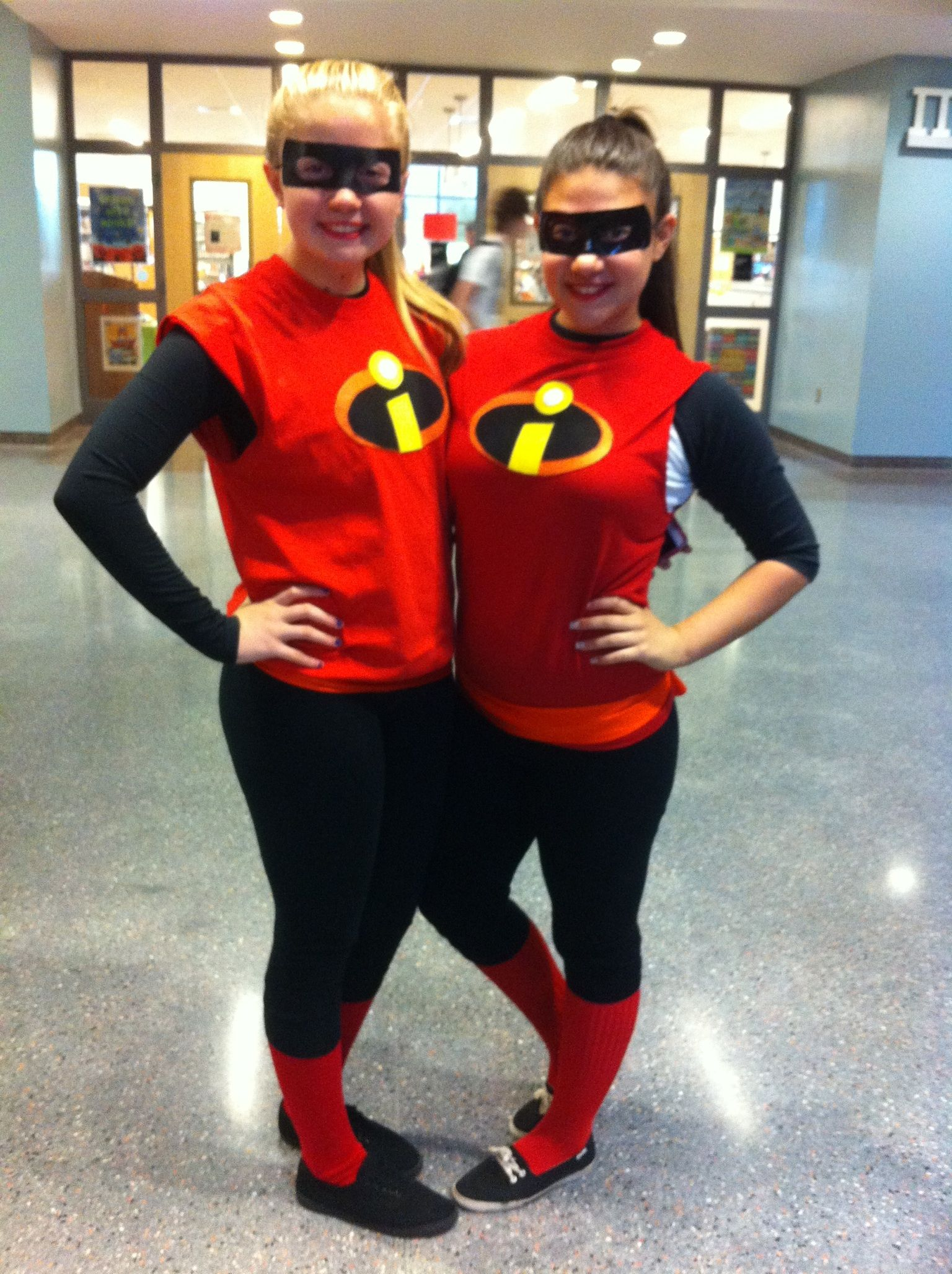 make your own Halloween costume, be the incredibles   dressup ...