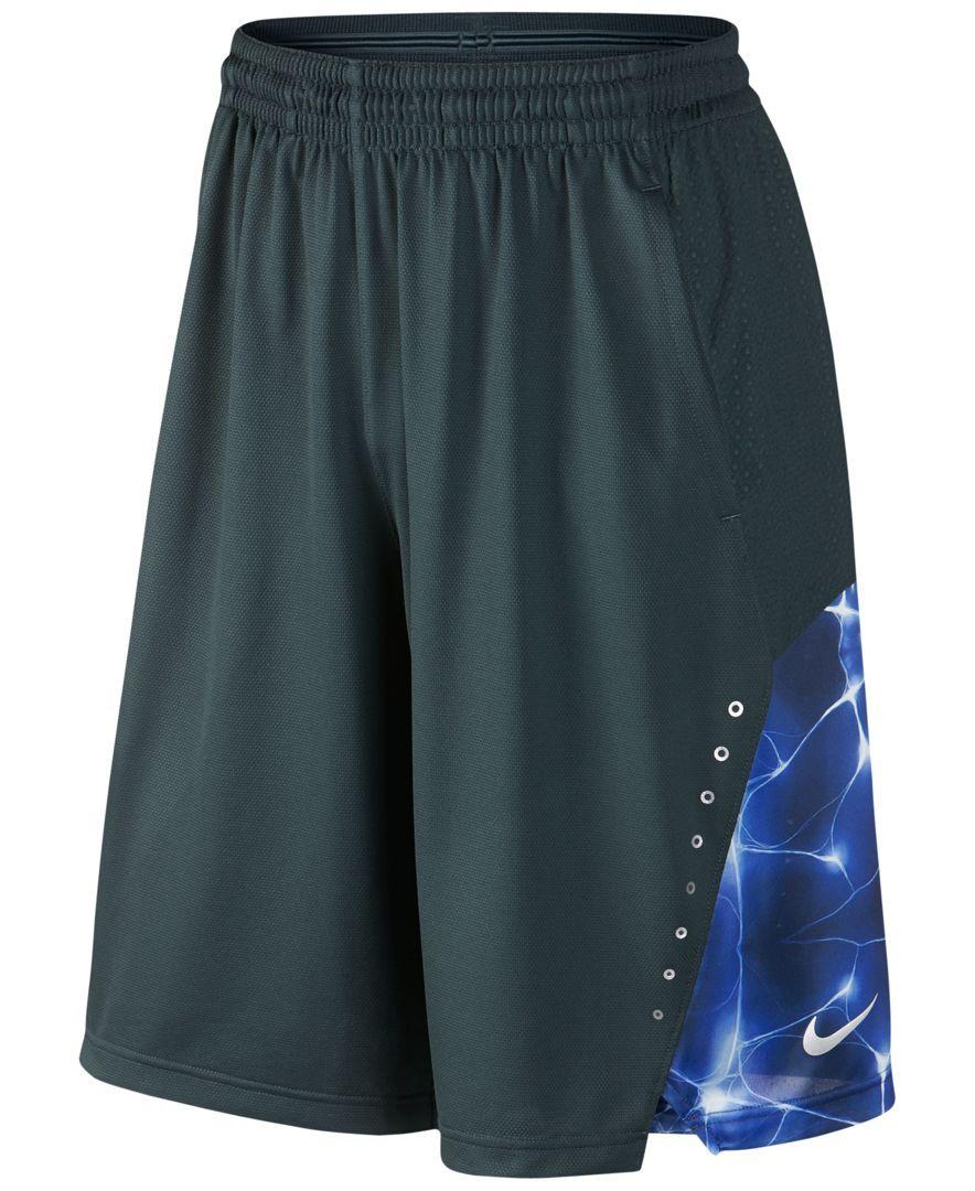 95a125435214 Nike LeBron Hyper Elite Power Basketball Shorts