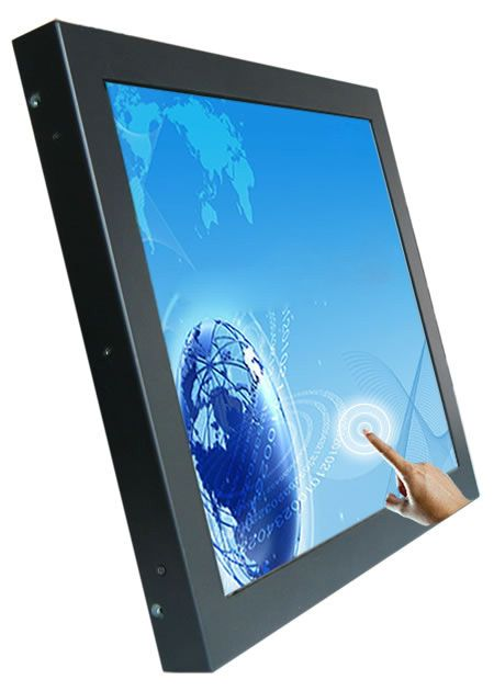 12 Inch Industrial Open Frame Monitor With Tft Lcd Touch Screen Affiliate Frames On Wall Frame Stand Open Frame