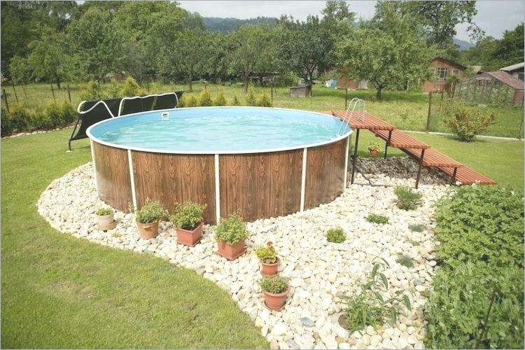 Amenagement Autour Piscine Photos Galets Autour Piscine ...