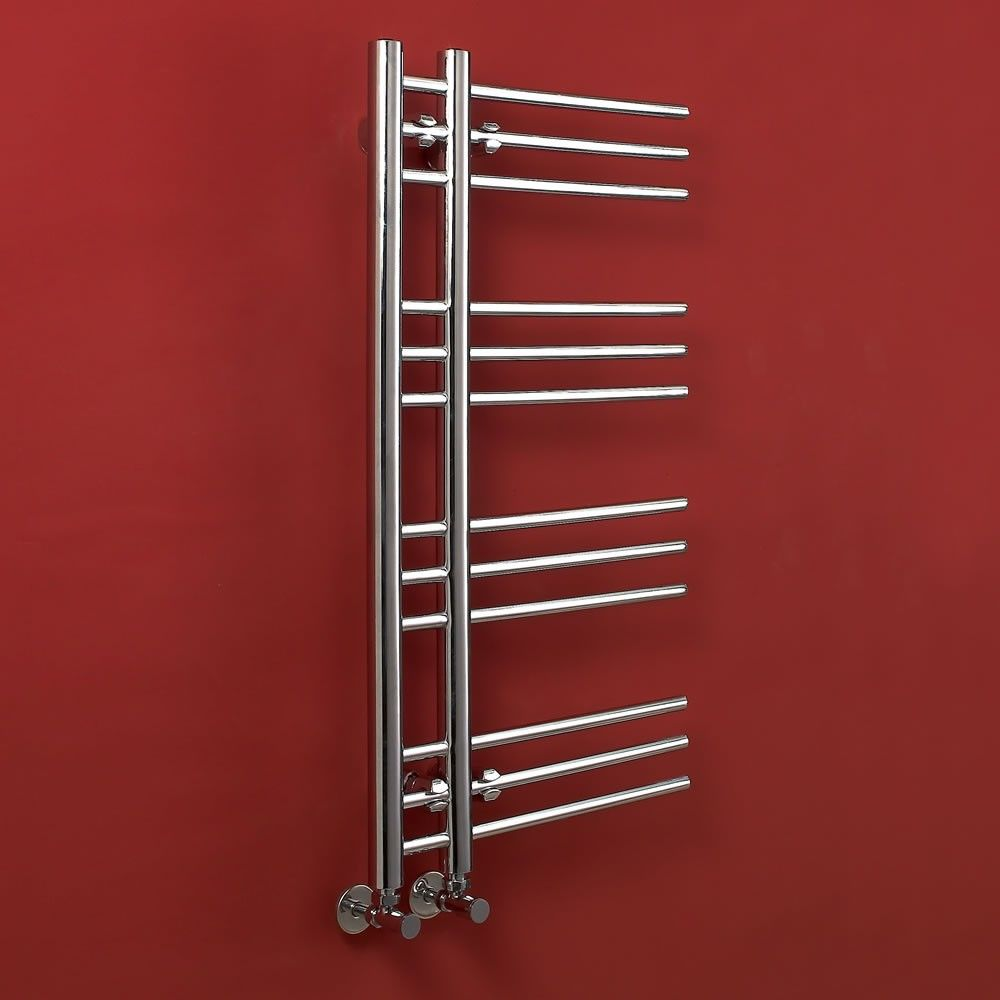 Small Designer Bathroom Radiators check out this unusual heated towel rail for the bathroom