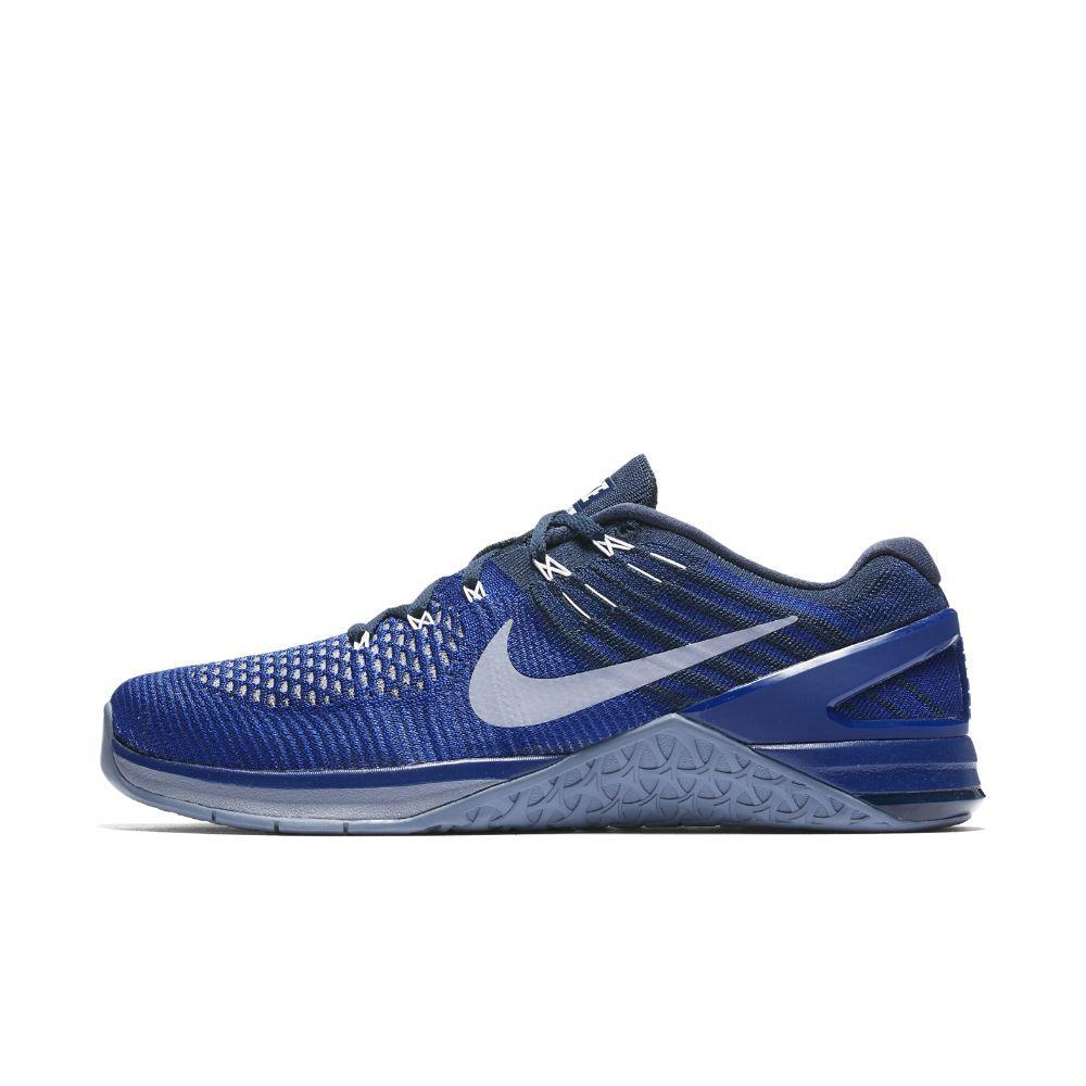 fbd327520ae57 Nike Metcon DSX Flyknit Men s Training Shoe Size 11.5 (Blue ...