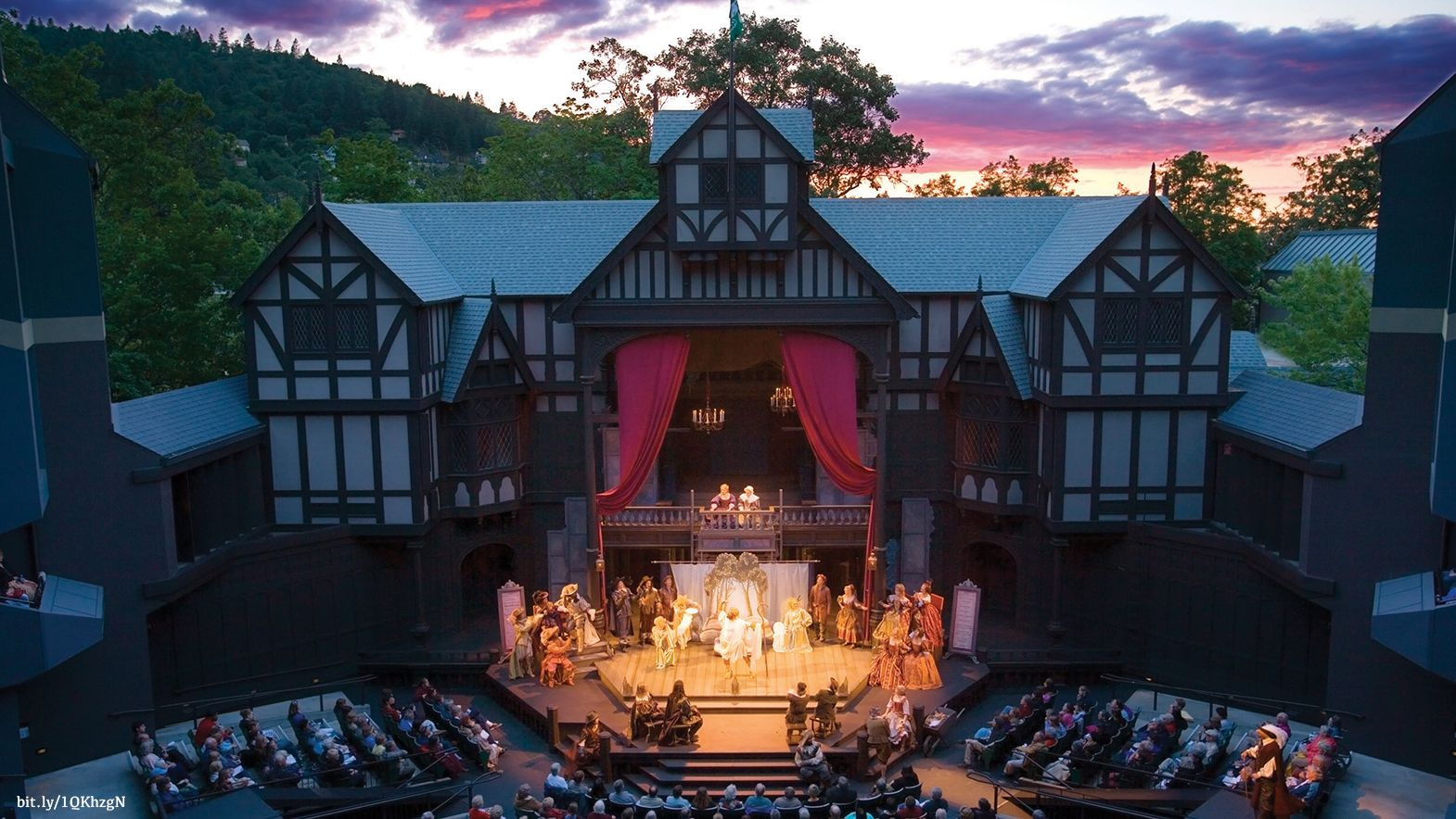 10 Places To Catch Outdoor Theater In The U S
