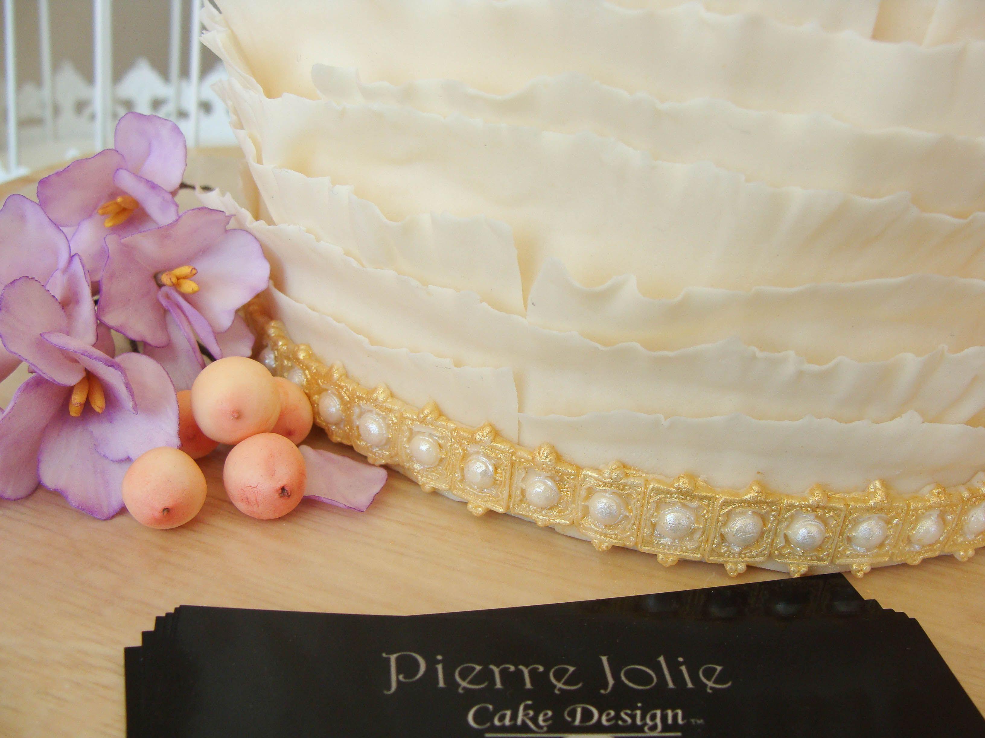 Pin by pierre jolie cake design on wedding cakes pinterest cake
