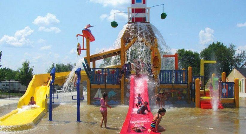 Lake Monroe/Bloomington | {vacay} ideas | Jellystone park