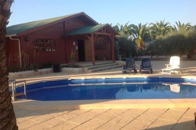 Park Home For Sale In El Paraiso Albatera Alicante Valencia Province