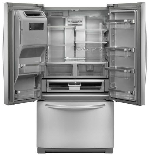 Kitchenaid Launches French Door Refrigerator With Platinum