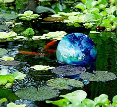 17 Best 1000 images about Gazing balls on Pinterest Gardens Pique