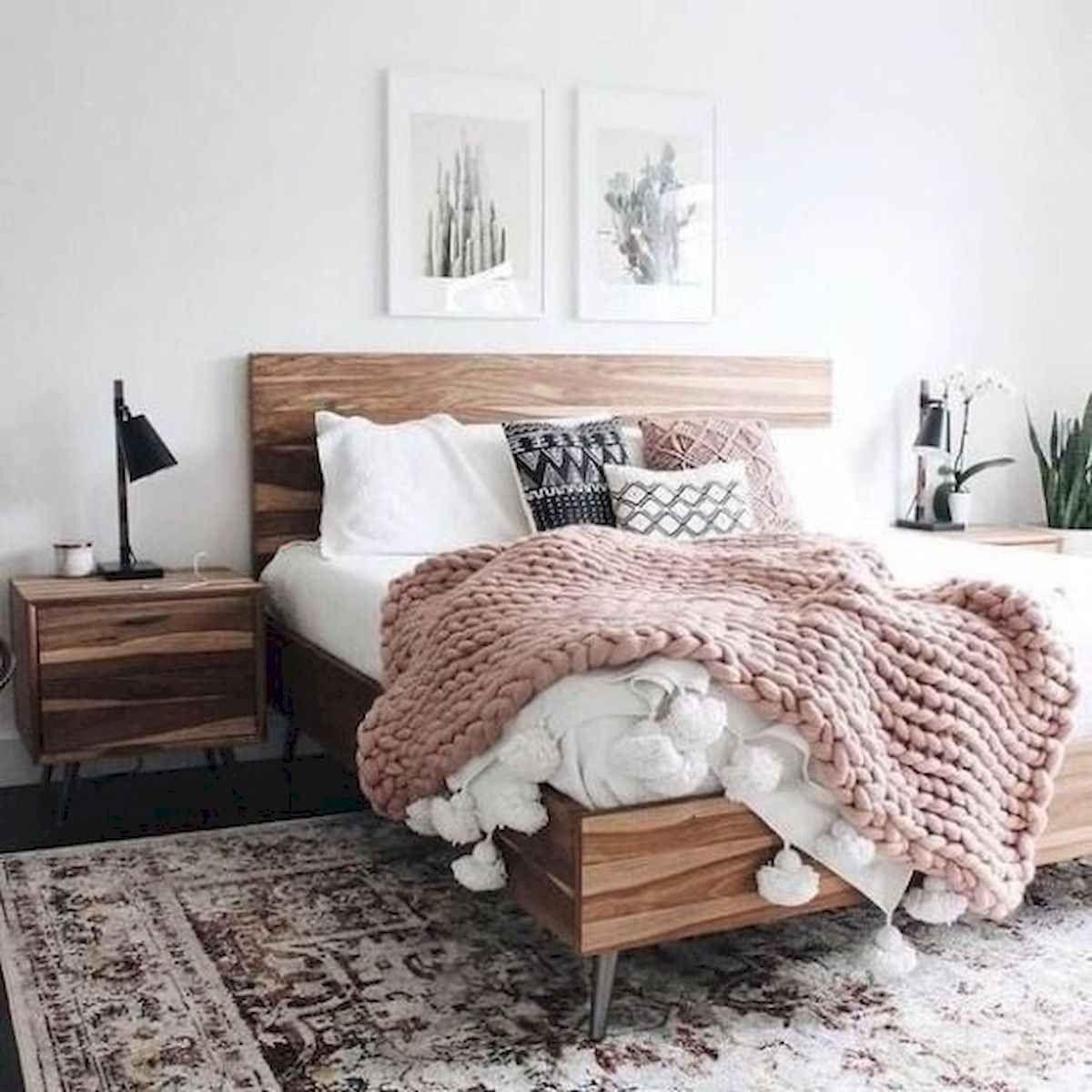 60 Adorable Modern Farmhouse Bedroom Design Ideas And Decor Ide