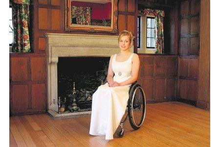 Wheelchair Wedding Dress See It Believe Do
