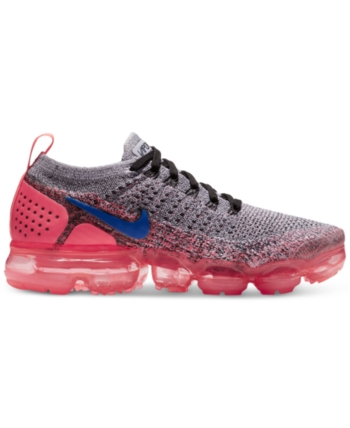 more photos 25f04 12df3 Nike Women's Air VaporMax Flyknit Running Sneakers from ...