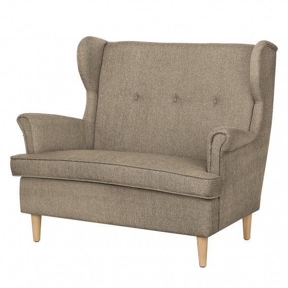 Sofa Piha (2Sitzer) Flachgewebe Sofa, Flachgewebe und