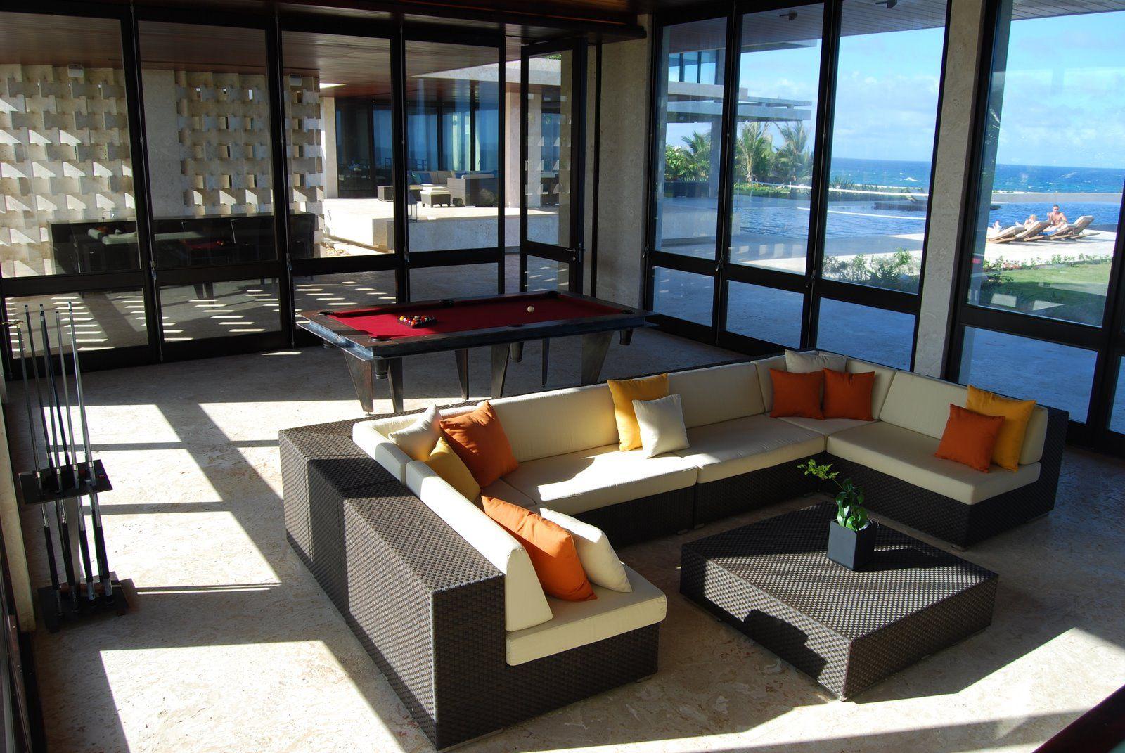 Inside Beach House