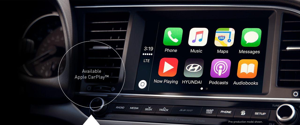 2017 Hyundai Elantra Compare Compact Cars Elantra Hyundai Elantra Apple Car Play
