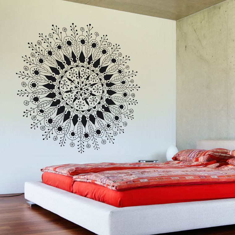 Vinilo para poner en la pared o en el suelo  Wall sticker to