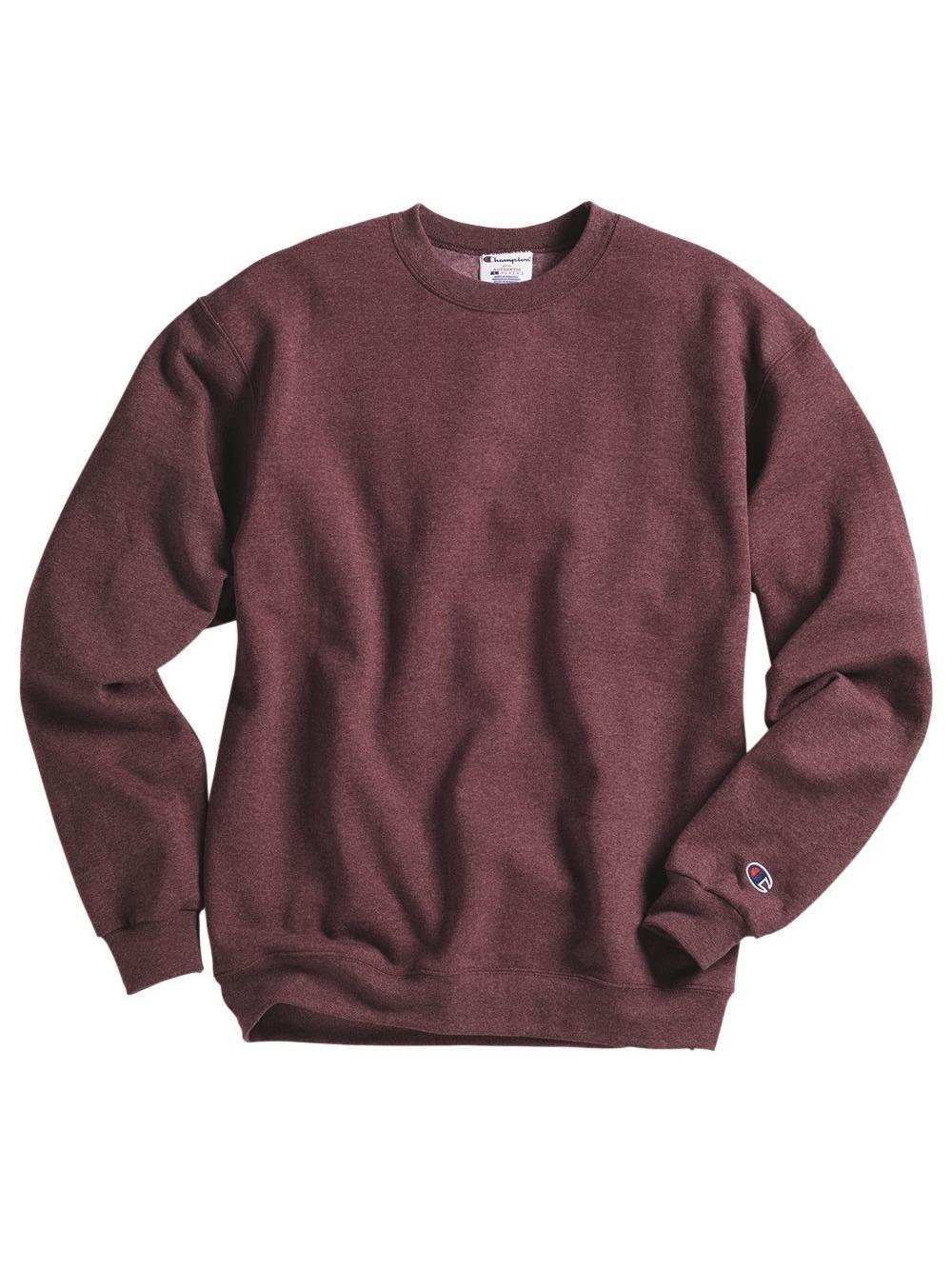 Free Shipping Buy Champion Fleece Double Dry Eco Crewneck Sweatshirt At Walmart Com Crew Neck Sweatshirt Sweatshirts Mens Crewneck Sweatshirt [ 1333 x 1000 Pixel ]