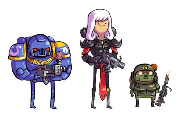 40k Fun Warhammer 40k Memes Warhammer Art Pixel Art