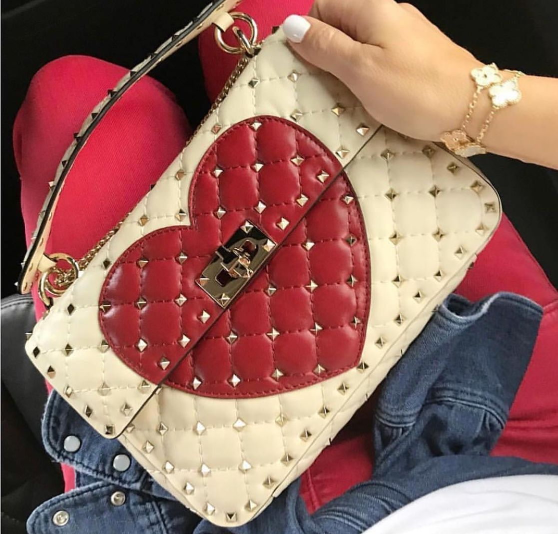 Valentino Valentino Bags Bag Accessories Genuine Leather Bags