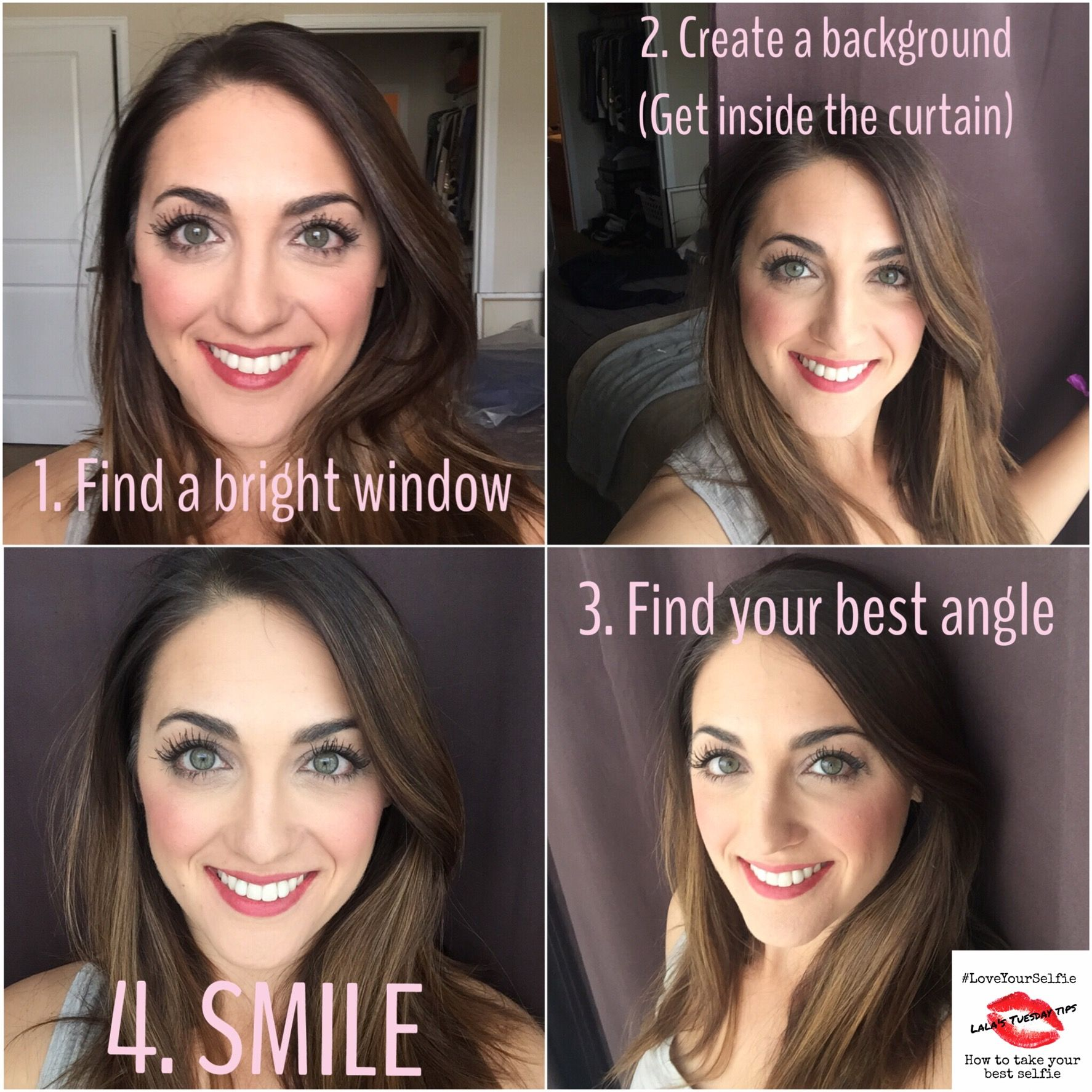 It S Tuesday Which Means Today Is Lalastuesdaytip There Is An Art To Taking A Really Good Selfie Here Selfie Tips Best Poses For Pictures Insta Photo Ideas